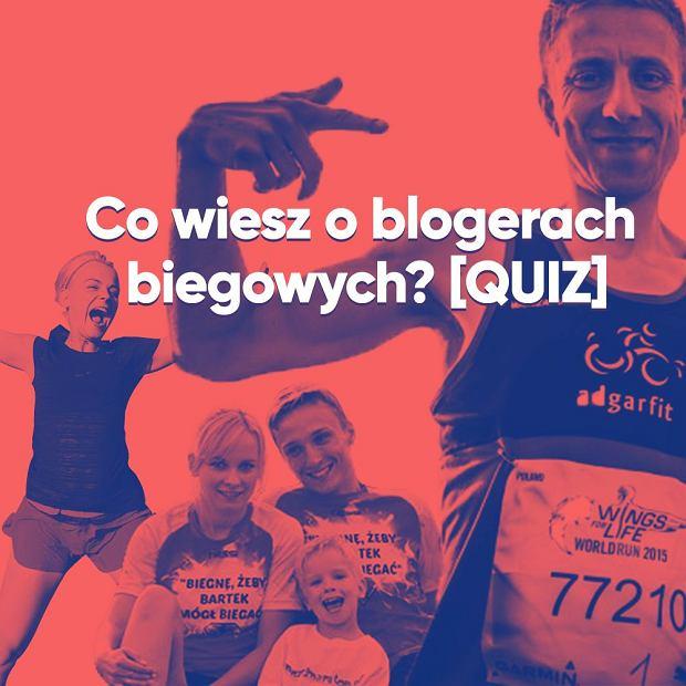 Co wiesz o blogerach biegowych? [QUIZ]