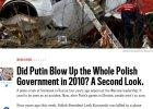 Media w USA zwracaj� uwag�, �e coraz wi�cej Polak�w wierzy w teori� o zamachu