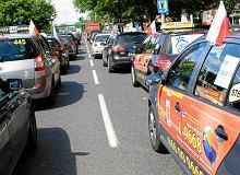 Protest taksówkarzy. Szef Mytaxi: Połowa nowych kierowców wcześniej jeździła w Uberze. Chcą płacić składki ZUS i nie uciekać przed kontrolami