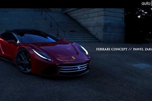 Polska wizja Ferrari