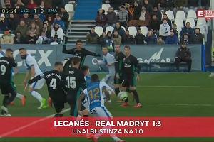 La Liga. Leganes - Real 1:3. Gol Bustinza [ELEVEN SPORTS]