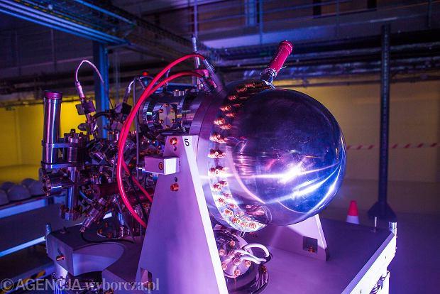 Narodowe Centrum Promieniowania Synchrotronowego Solaris w Krakowie