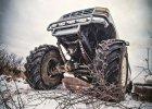 Testujemy monster truck: prawdziwy potw�r