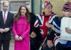 Ksi�na Kate i ksi��� William wys�ali �niadanie czekaj�cym pod szpitalem. Jeden szczeg� zwr�ci�