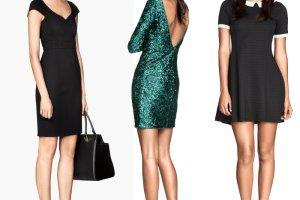 Najpi�kniejsze sukienki H&M: koktajlowe i do pracy
