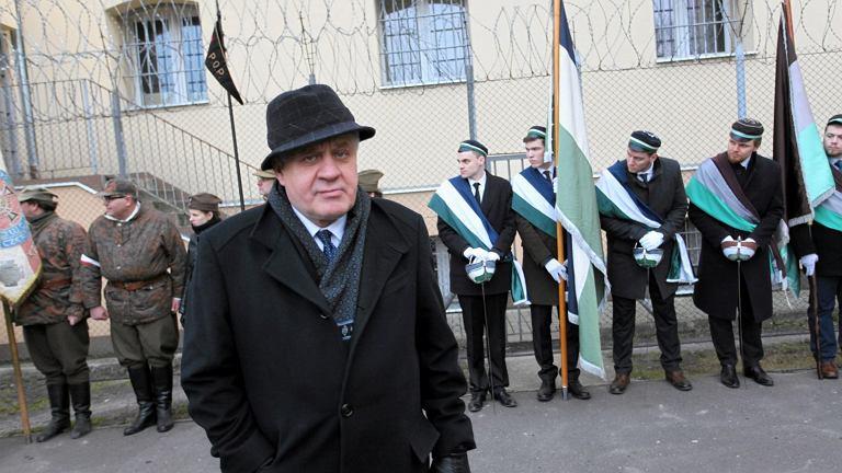 Minister Krzysztof Jurgiel.
