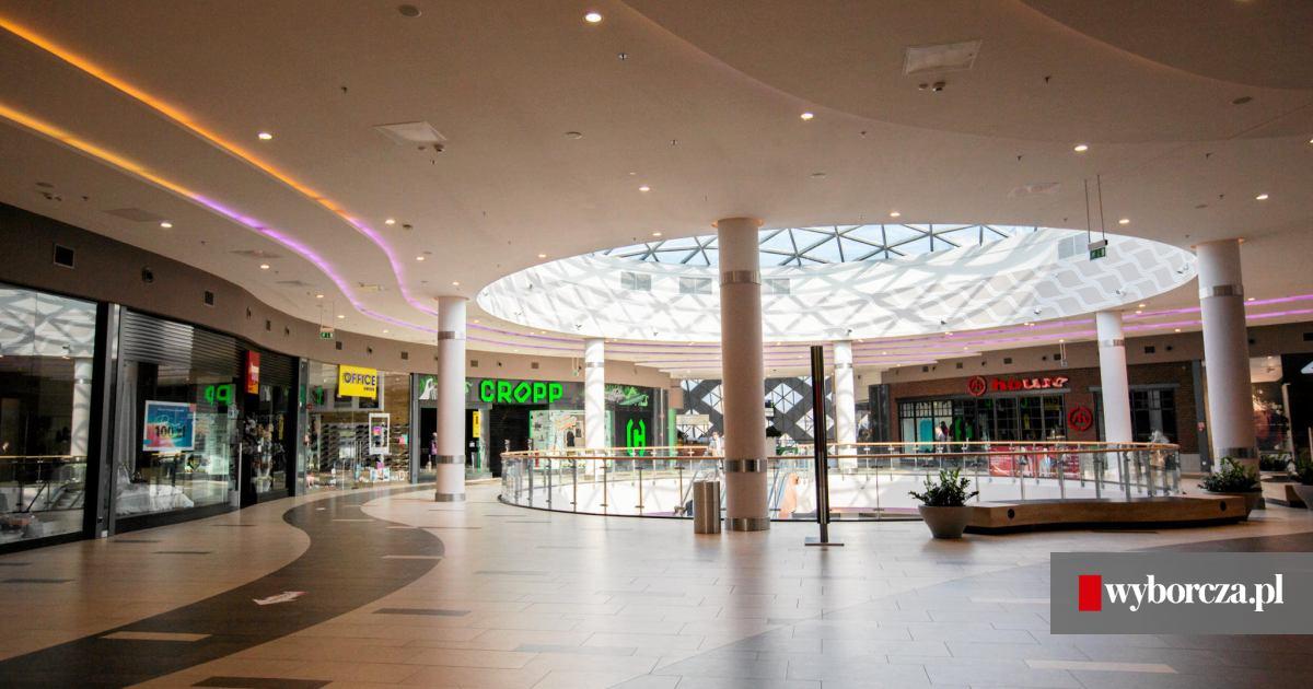 2f5bdf03e8 Zakaz handlu w niedziele w Poznaniu. Galerie handlowe świeciły pustkami