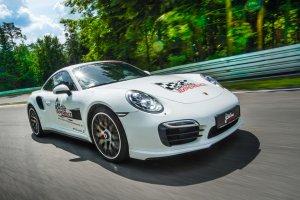 Przetestuj auto marze� | Porsche 911 Turbo S