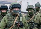 Atak na siedzib� samorz�du Tatar�w w Symferopolu
