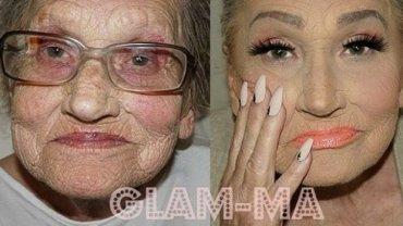 Niezwykła Glam-Ma