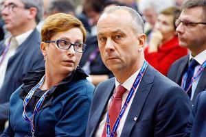 DGP: Zmiany w MSWiA. Odchodzi wiceminister Marcin Jab�o�ski