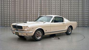 Ford Mustang zbudowany dla Edsela Forda
