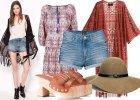 Boho chic - ubierz si� w stylu lat 70-tych!