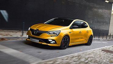 Wizualizacja Renault Megane RS