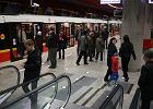 Druga linia metra w op�akanym stanie? Czy pasa�erom grozi niebezpiecze�stwo?