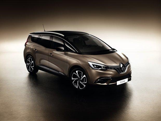 Renault Grand Scenic | Jeszcze więcej miejsca