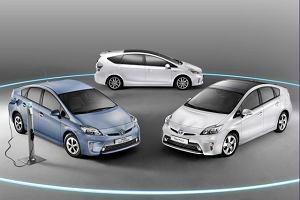 Toyota Prius PHV i Prius Plus | Ceny