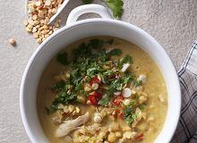Rozgrzewaj�ca zupa z kurczakiem - ugotuj
