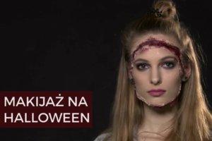 Makijaż na Halloween: Twarz- maska. Zobacz, jak wykonać krwawy wizaż domowymi sposobami [PORADNIK]