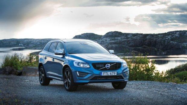 Volvo serii 60 | Debiut nowego silnika