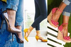 Buty na obcasie - jakie modele wybrać?