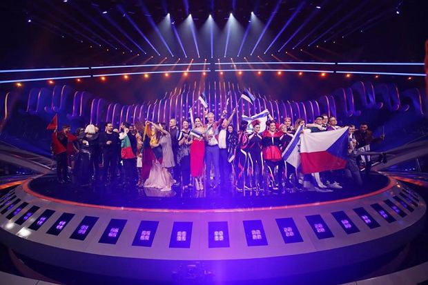 Finaliści pierwszego półfinału Eurowizji 2018