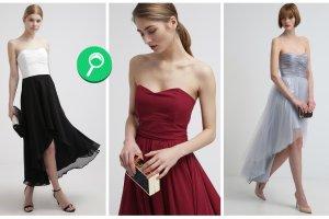 Sukienki gorsetowe - naj�adniejsze modele na sylwestra - zobacz przegl�d