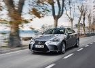 Lexus IS | Pierwsza jazda | Detal do detalu