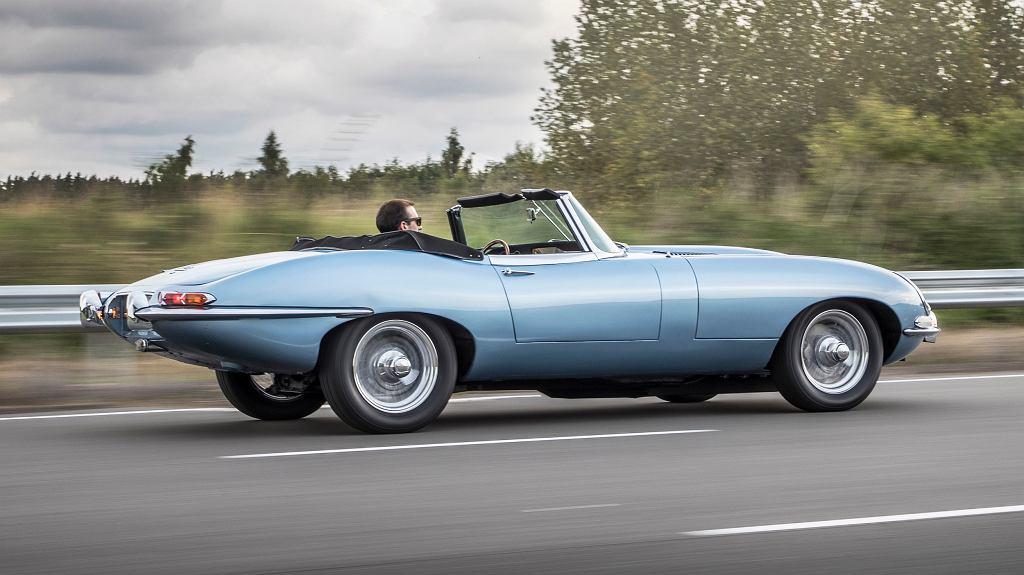 Jaguar E-Type Electric Concept