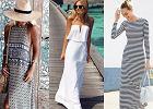 Z czym nosi� d�ugie sukienki? Porady i propozycje stylizacji