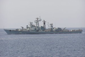 Okr�t rosyjski strzela� do rybak�w tureckich