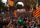 Katalonia jednak zostaje w Hiszpanii. Na razie