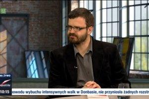 """""""Nast�pca"""" Rymkiewicza z �odzi dosta� nagrod� literack�"""