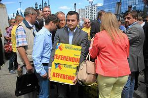 Oficjalnie: referendum w Warszawie b�dzie w pa�dzierniku