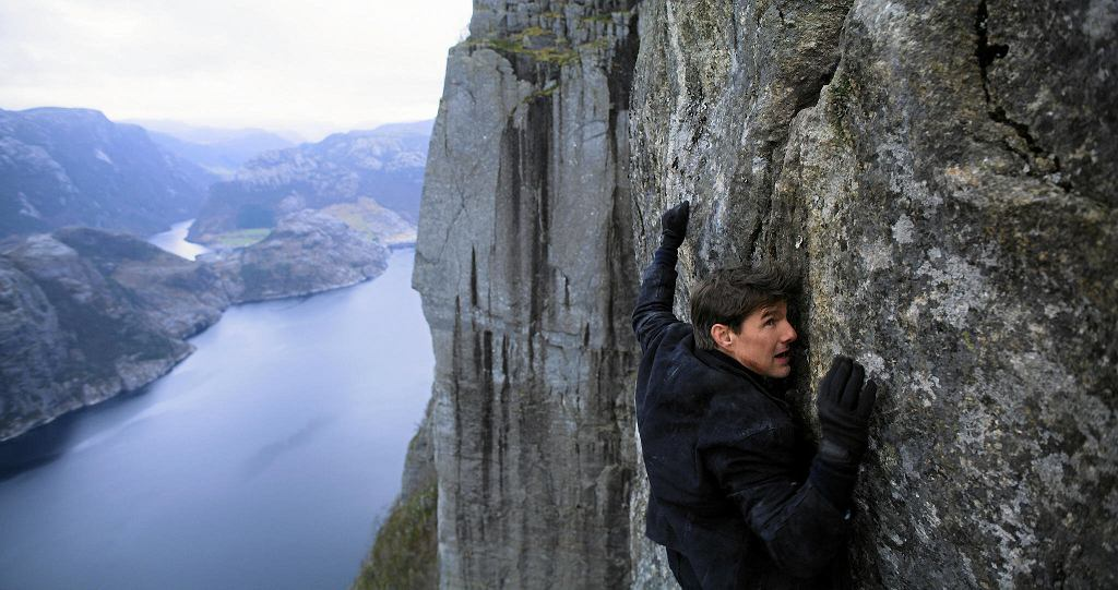 Tom Cruise w filmie 'Mission Impossible - Fallout' / UNIVERSAL PICTURES