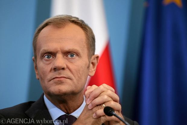 Donald Tusk<br /><br /><br /><br />