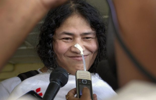 Żelazna Dama z Manipuru. Od 14 lat prowadzi protest głodowy. Znów ją aresztowano
