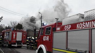 Kośmin. Ochotnicza Straż Pożarna w Kośminie okradziona
