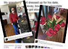 76-latek umówił się na randkę przez internet. Były kwiaty, czekoladki i... rozczarowanie
