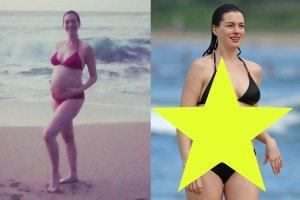 Anne Hathaway na Instagramie pokazała swoje zdjęcie w bikini. Na plaży na Hawajach aktorkę wytropili paparazzi, a ich zdjęcia są o wiele ciekawsze. Widać na nich nie tylko coraz większy ciążowy brzuch aktorki, ale i czułości, którymi obdarzała swojego męża.