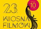 23. edycja Festiwalu Filmowego Wiosna Filmów już w kwietniu