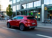 Nowa Kia Sportage - galeria. Więcej zdjęć nowego SUV-a
