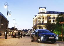 Toyota Mirai | Test | Gorączka sobotniej nocy
