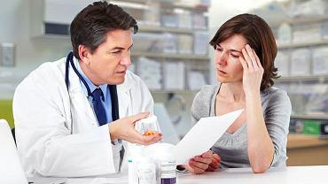 Nie mamy opieki farmaceutycznej