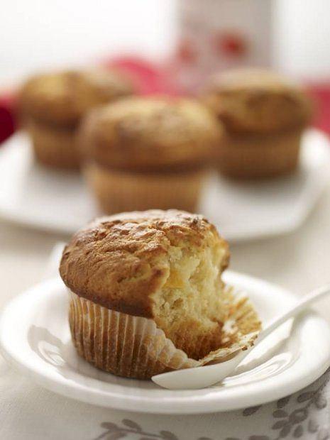 Dietetyczny deser - muffinki owsiano-jabłkowe z korzennymi przyprawami