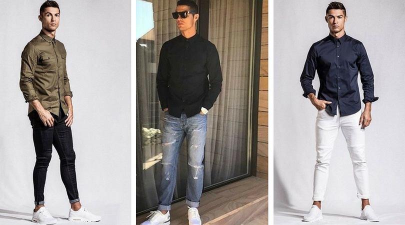 Wiemy, gdzie kupicie ulubione modele spodni Cristiano ronaldo jego marki CR7!