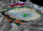 Pok�ady soli na Marsie wskazuj�, �e by�a tam woda