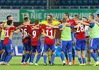 Piłkarze Piasta Gliwice mają się z czego cieszyć