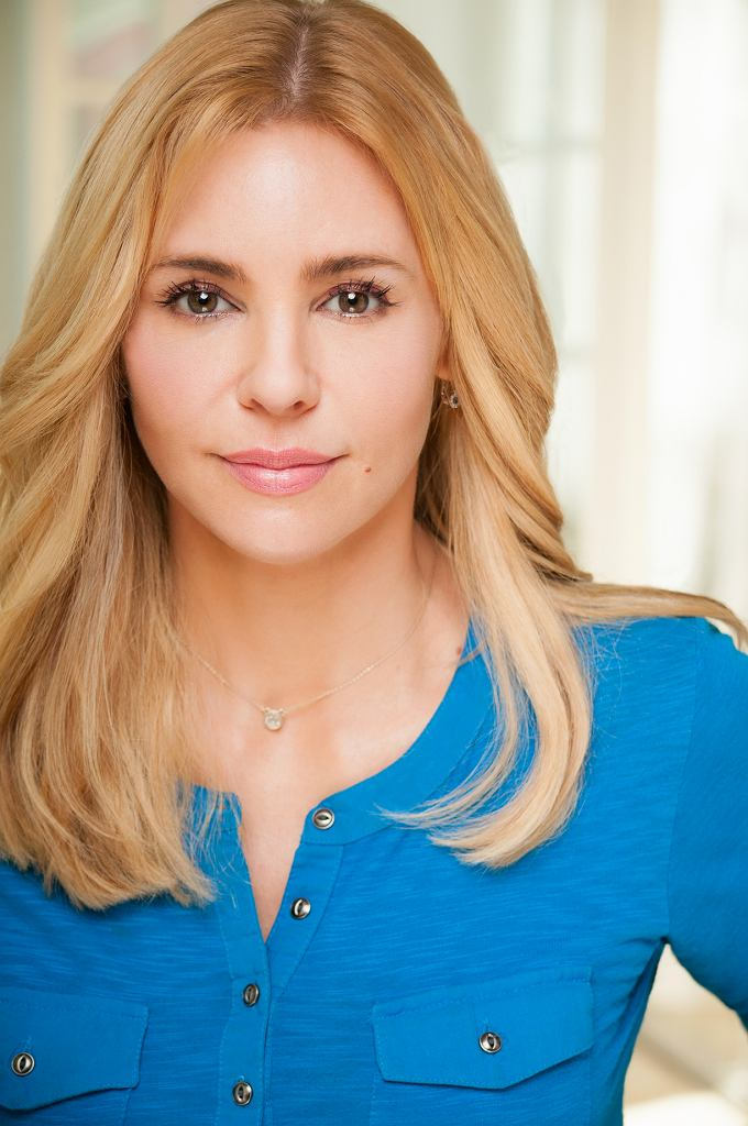 Olivia d'Abo / photo: courtesy of Olivia d'Abo