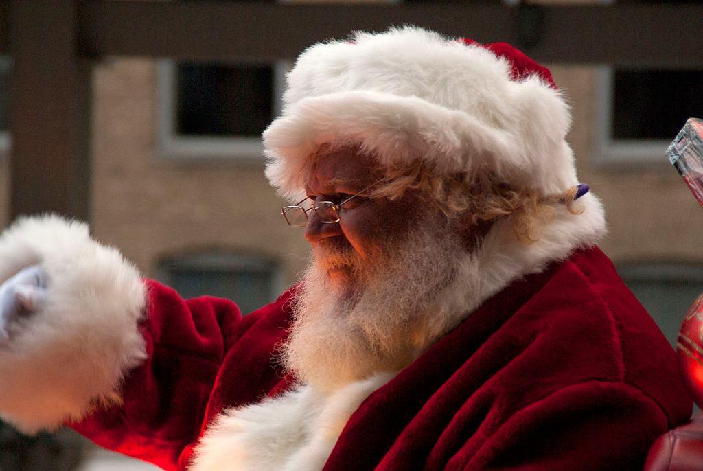 Amerykański św. Mikołaj / Fot. Douglas Rahden, Wikimedia